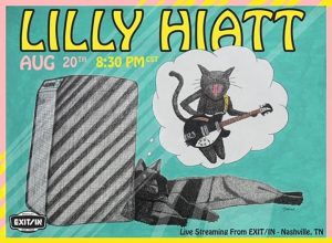 Stay/In Streaming Series with Lilly Hiatt