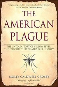Tennessee Book Club: The American Plague by Molly Caldwell