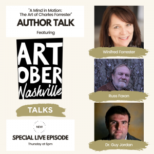 Author Talk w/Winifred Forrester, Russ Faxon &...