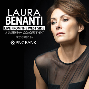 Live from the West Side: Laura Benanti