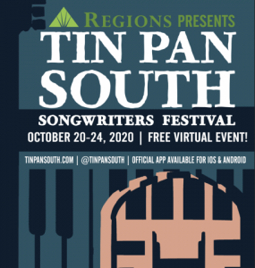 (RESCHEDULED) Tin Pan South Songwriters Festival