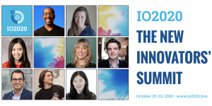 IO2020 - The New Innovators' Summit