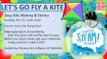Let's Go Fly A Kite, Easy Kite Making and Stories
