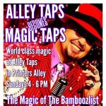 The Magic Bar at Alley Taps