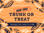 Drive-Thru Trunk or Treat 2020