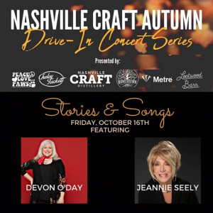 Nashville Craft Drive-in Concerts: Stories and Son...