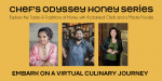 Chef's Odyssey Honey Series