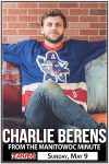 RESCHEDULED - Charlie Berens