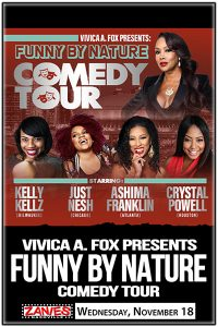 Vivica A. Fox Presents: Comedy by Nature