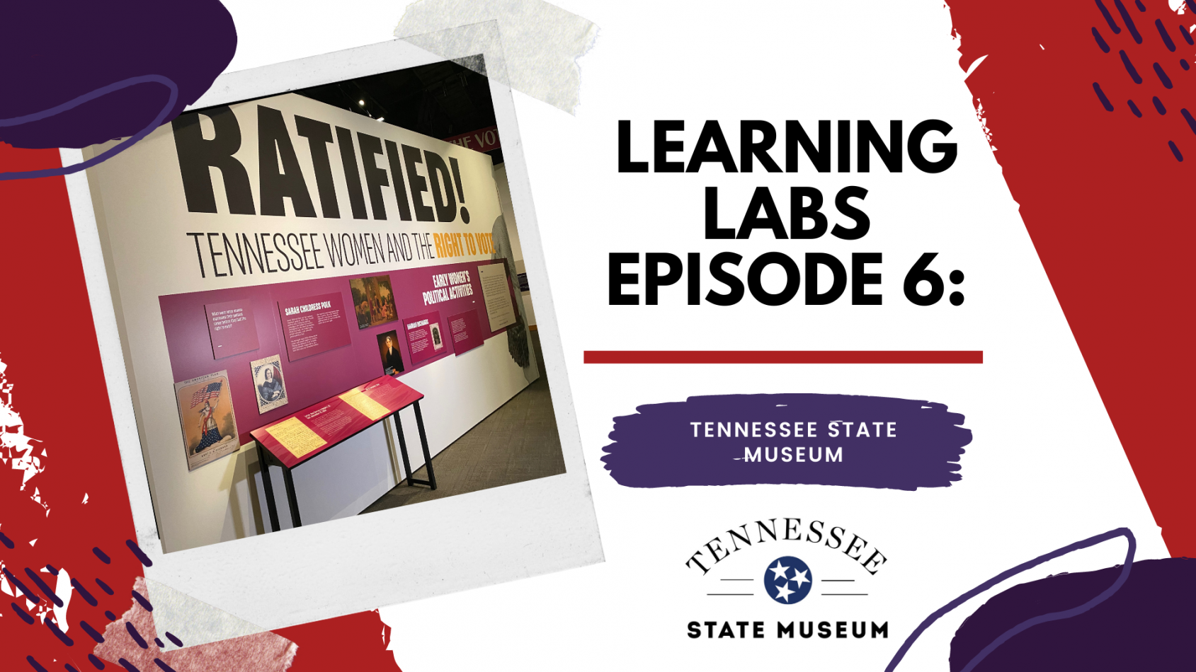 Tennessee State Museum Learning Lab