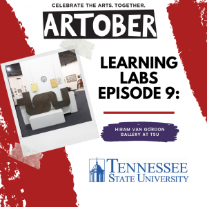 Artober Learning Labs Episode 9: Hiram Van Gordon ...