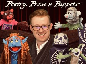 ARTober at NPL: The Puppet Truck's Dr. J Presents... Poetry, Prose, and Puppets! (Online)