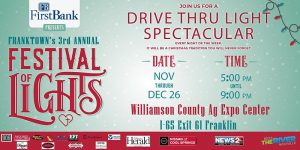 Franktown Festival of Lights