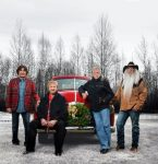 The Oak Ridge Boys Christmas in Tennessee Dinner Show