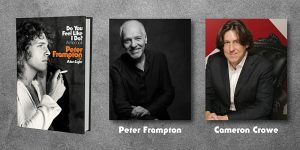 Peter Frampton in conversation with Cameron Crowe