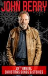 24th Annual Christmas Songs & Stories with John Berry