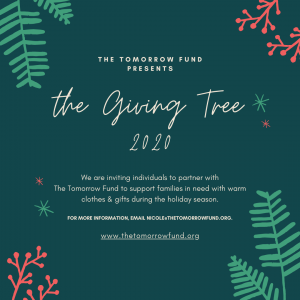 The Giving Tree, A Project of The Tomorrow Fund