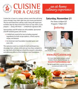 Cuisine for a Cause (Formally Flavors of Nashville)
