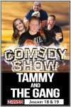 RESCHEDULED - Tammy and The Gang
