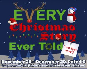 Every Christmas Story Ever Told and Then Some