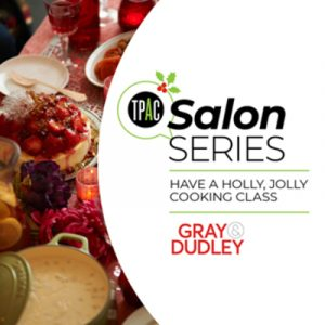 Salon Series: Have a Holly Jolly Cooking Class
