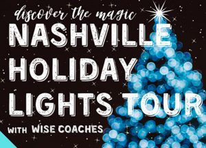 Holiday Lights Group Tours