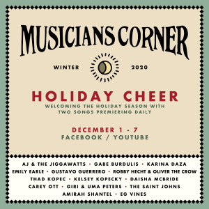Musicians Corner's Holiday Cheer: Carey Ott and Th...