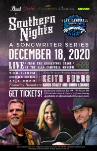 Southern Nights: Keith Burns, Sonny LeMaire, &...