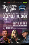 Southern Nights: Keith Burns, Sonny LeMaire, & Karen Staley