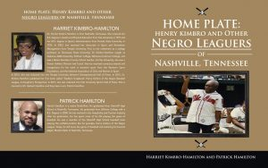 Virtual Event - New Book: 'Home Plate: Henry Kimbr...