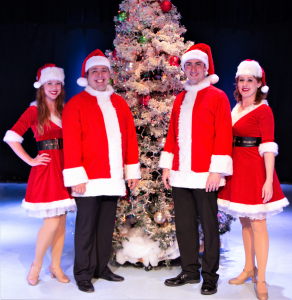 "Theater Production of ""White Christmas"""