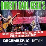 Robert Earl Keen: Merry Christmas From the Fam-O-Lee