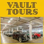 Saturday Vault Tour
