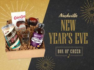 New Year's Eve Box of Cheer Nashville