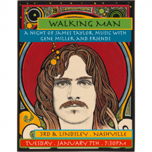 """Walking Man A Night of the """"Music of James Taylor ..."""