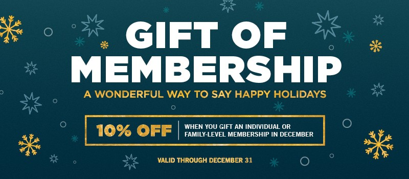 Give the Gift of Membership at The Country Music Hall of Fame and Museum
