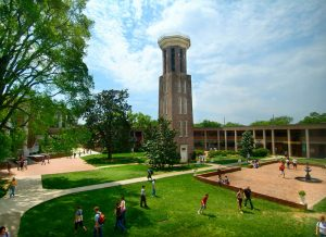 Belmont University Bell Tower/Carillon