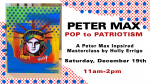 POP to PATRIOTISM: A Peter Max Inspired Masterclass