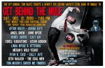 GET BEHIND THE MULE: 15th TOM WAITS TRIBUTE & BENEFIT