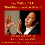 Buddhism and Activism
