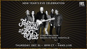 Jason Isbell and the 400 Unit New Year's Eve Celebration