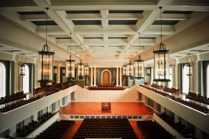 Belmont University - McAfee Concert Hall
