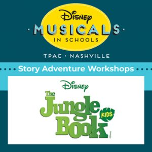 Disney Musicals in Schools Story Adventure Workshops: The Jungle Book KIDS