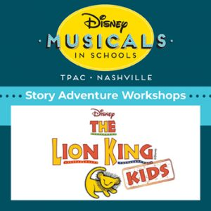 Disney Musicals in Schools Story Adventure Worksho...