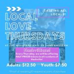 Musicians Hall of Fame: Local Love Thursdays