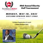 Backfield in Motion 18th Annual Charity Golf Tournament