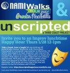 Unscripted Improv Happy Hour