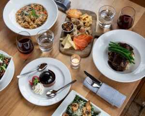 Frothy Love 3-Course Valentine's Day Dinners
