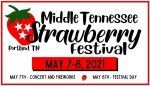 80th Annual Middle TN Strawberry Festival
