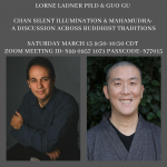 Chan Silent Illumination & Mahamudra: A Discussion Across Buddhist Traditions
